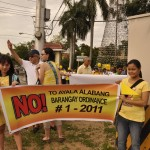 Lea Salonga, Community Leaders to Join Ayala-Alabang Residents in Anti-RH Ordinance Rally