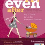 """""""Happy Even After"""" Forum for Solo Parents with Risa Hontiveros on May 22 at Powerbooks"""