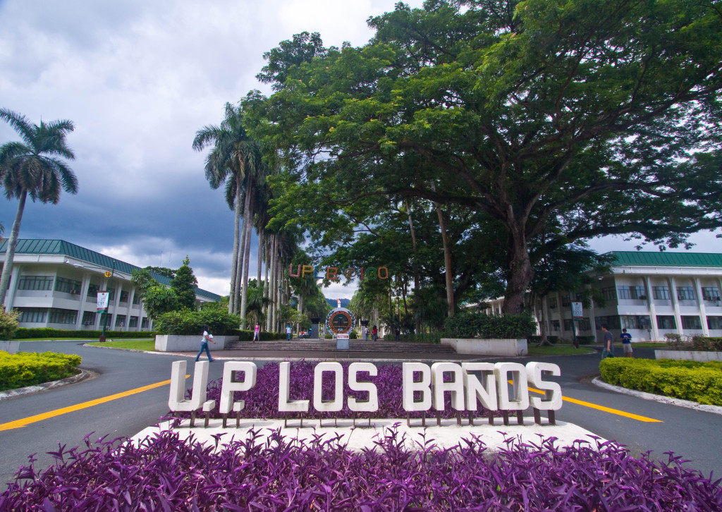 University of the Philippines Los Banos in Laguna | Photo via Wikimedia Commons