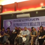 Interfaith groups call for the passage of RH Bill