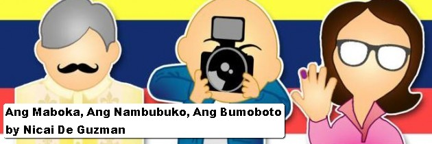 Ang Maboka, Ang Nambubuko, Ang Bumoboto: Role Perceptions in Philippine Elections