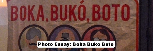 Photo Essay: Boka Buko Boto
