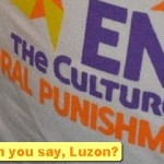 Reproductive Health Education: What can you say, Luzon?
