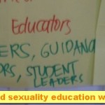 Visayas joins the RH and sexuality education workshops