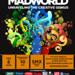 JOIN #MadWorld2015: Unraveling the Creative Genius