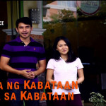 "WATCH: ""Usapang PopDev"" and ""Kwentong Kartero"" on Knowledge Channel on Feb 14"