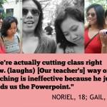 [Ano Sa Tingin Niyo?] Cutting Classes Among Students