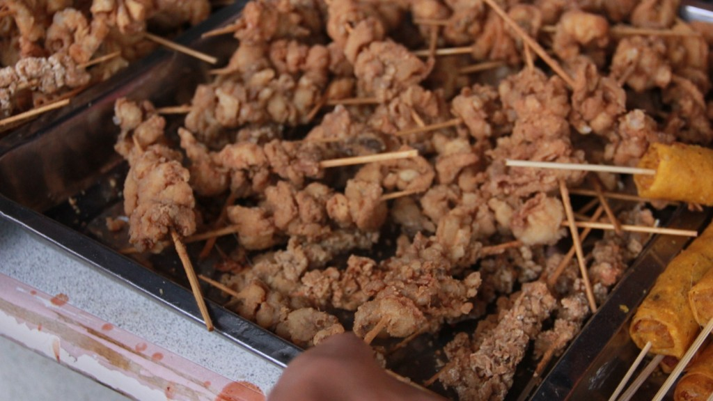 Davao's most sought-after street foods: Buchi | Photo by Mark Christian Jefferson Tuazon