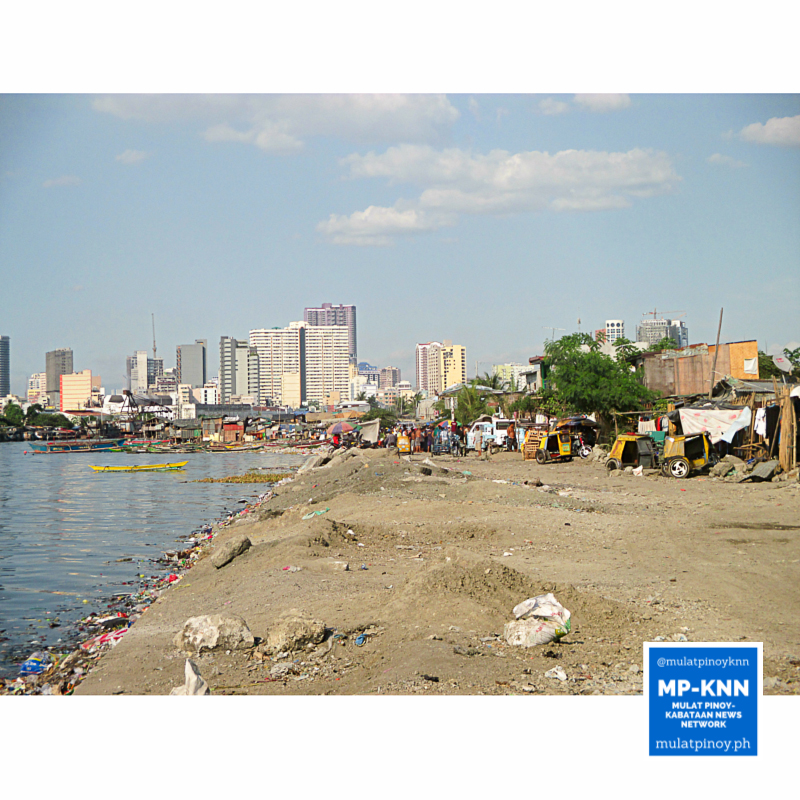 The Batangas Shipping and Engineering Company (BASECO) Compound is the largest among five communities composing Manila's port, situated in the vicinity of Tondo. It is a wide reclaimed area that is now occupied by informal settlers. | Photo by Joshua Principio/MP-KNN