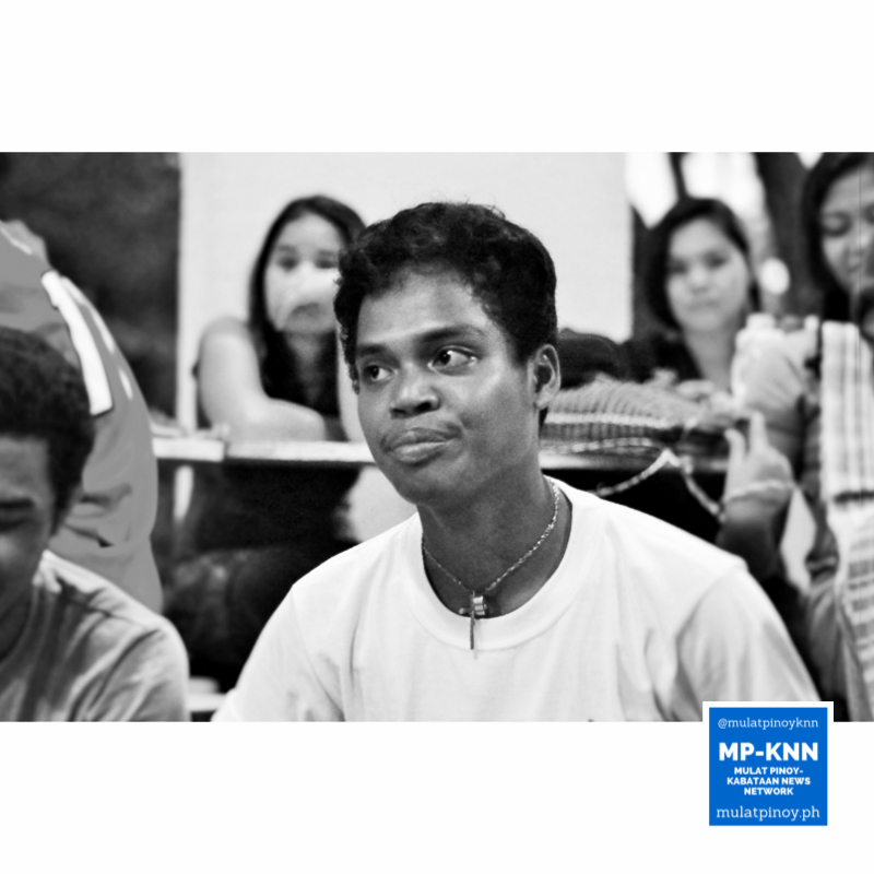 DATU. A young man by the name of 'Hepe' inherits the responsibility of leadership of the Agta in Quezon province after his father passed away from a heart attack a year ago. | Photo by Meeko Angela Camba/MP-KNN