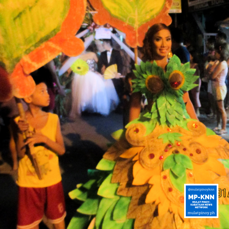 Dressed as different perceived beauties of our childhood, they took on their own Sagala. | Photo by Will Reyes/MP-KNN