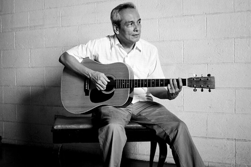 """In every artist resides a great fear that you might not be good enough. To hell with it. Bahala na si Batman. Just do it. Don't even try to think or say 'Do I qualify or not?' Just do it. It's the bold people who do it. And it's the bold people who last,"" says veteran musician Jim Paredes. 