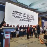 Ako Para Sa Bata 2019: Women and Child Protection Training Graduation