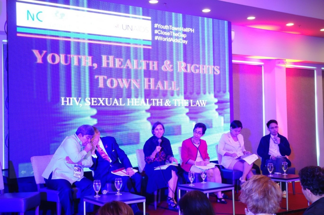 #CloseTheGap: How to Improve Youth Access to HIV Programmes in PH